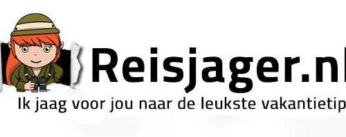 Reisjager vakantietips logo